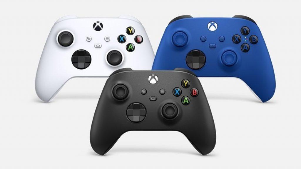гйемпад Xbox Series X - обзор игровой консоли от Microsoft