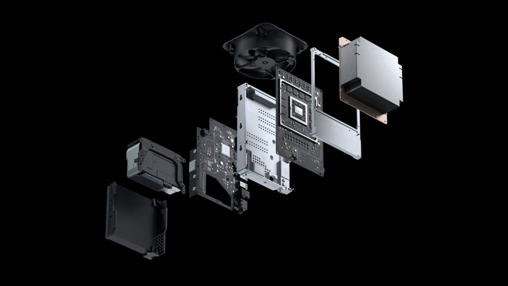 харак Xbox Series X - обзор игровой консоли от Microsoft
