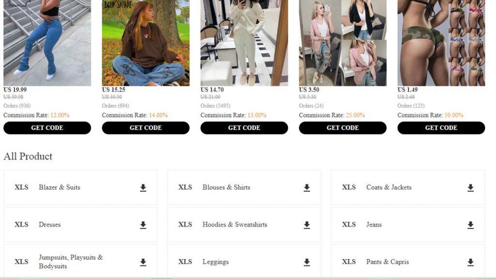 Hot Product Download 2 Обзор личного кабинета AliExpress Portals