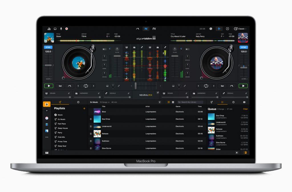 картинка apple macbook pro 13 m1 2020 звук
