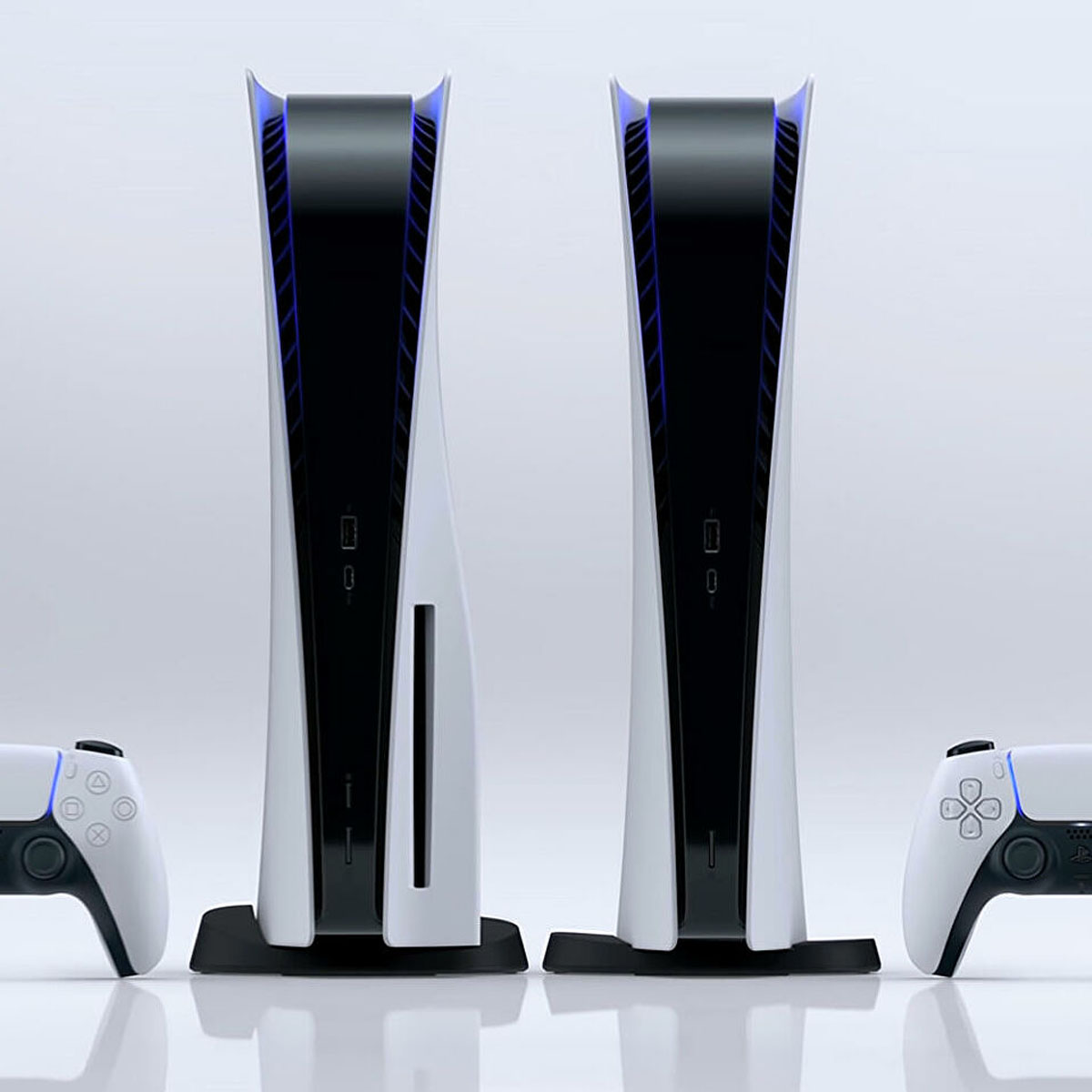 PlayStation 5 обзор игровой консоли