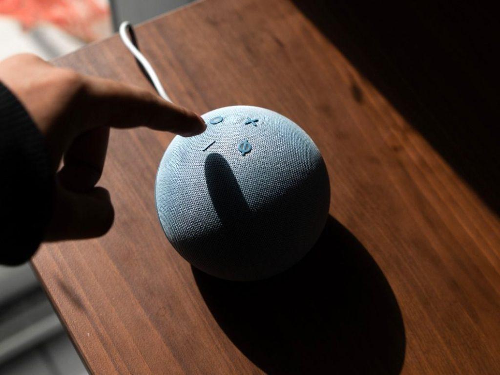 Amazon Echo Dot 4-го поколения