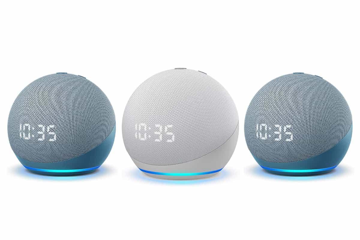 Amazon Echo Dot 4-го поколения - обзор умной колонки