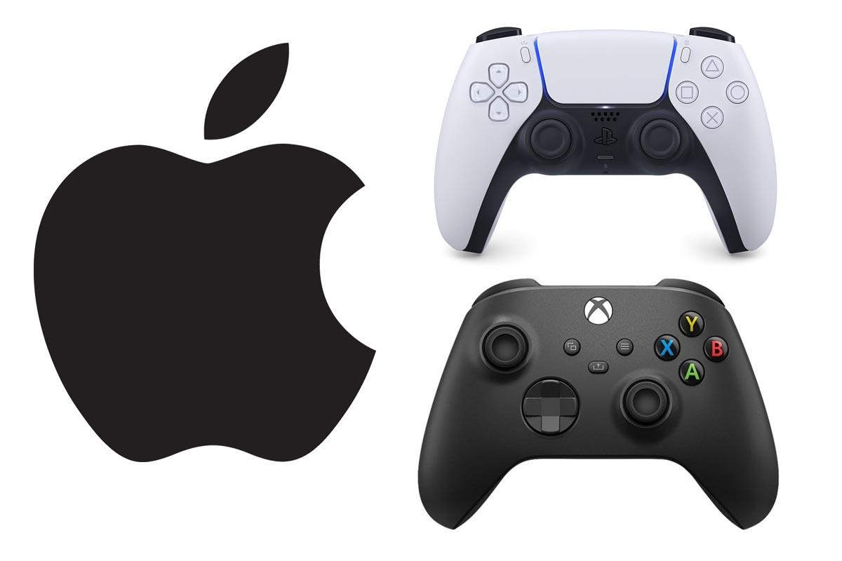 Apple добавляет поддержку DualSense и контроллера Xbox Series X в последнем бета-обновлении IOS 14.5