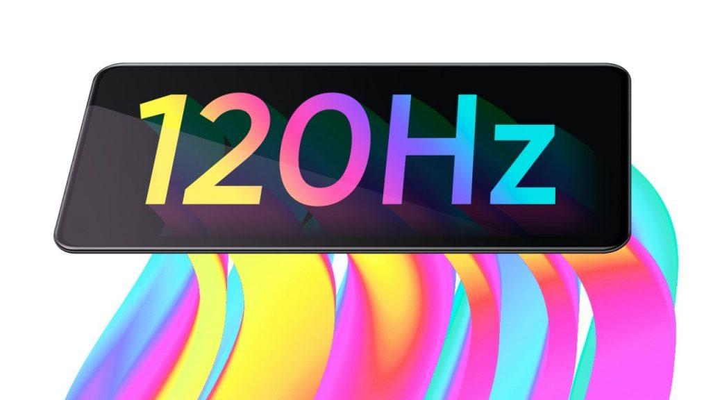 Дисплей Realme X7 Pro