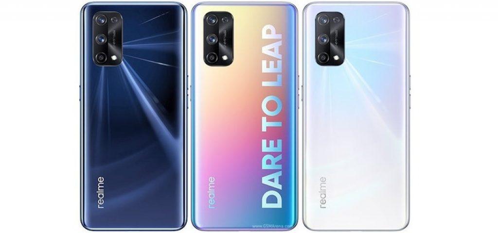 Дизайн Realme X7 Pro
