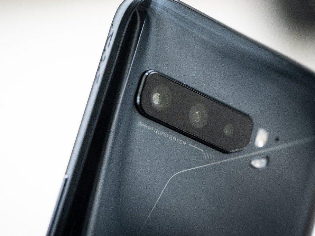 Камера Asus ROG Phone 3