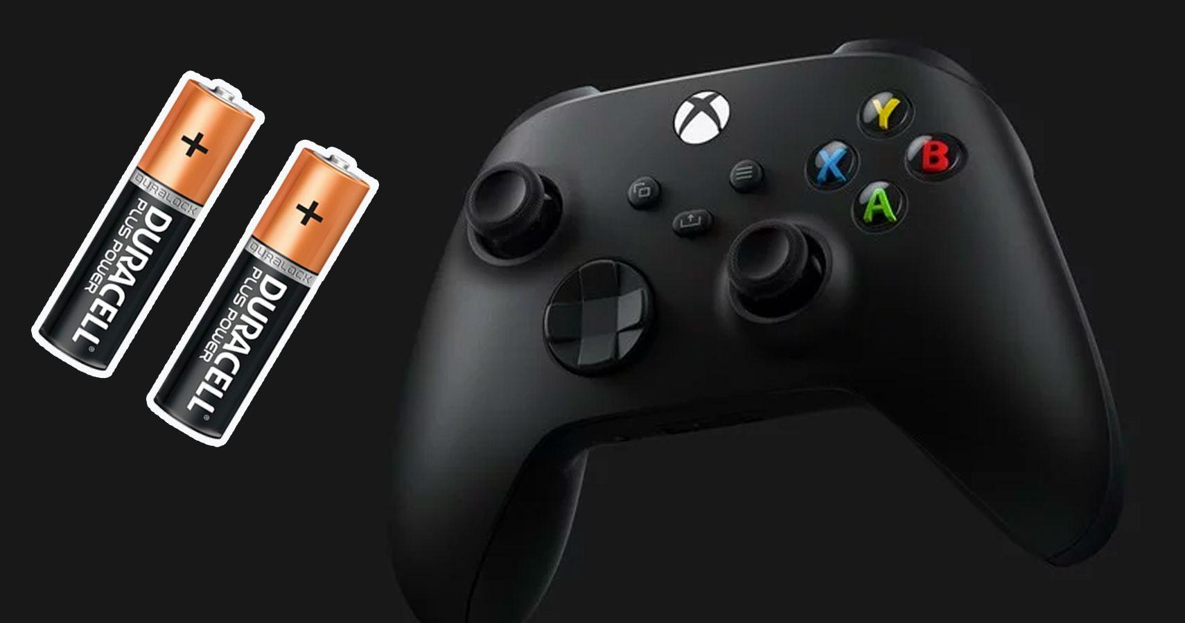Почему в контроллерах Xbox все еще используются батарейки типа AA