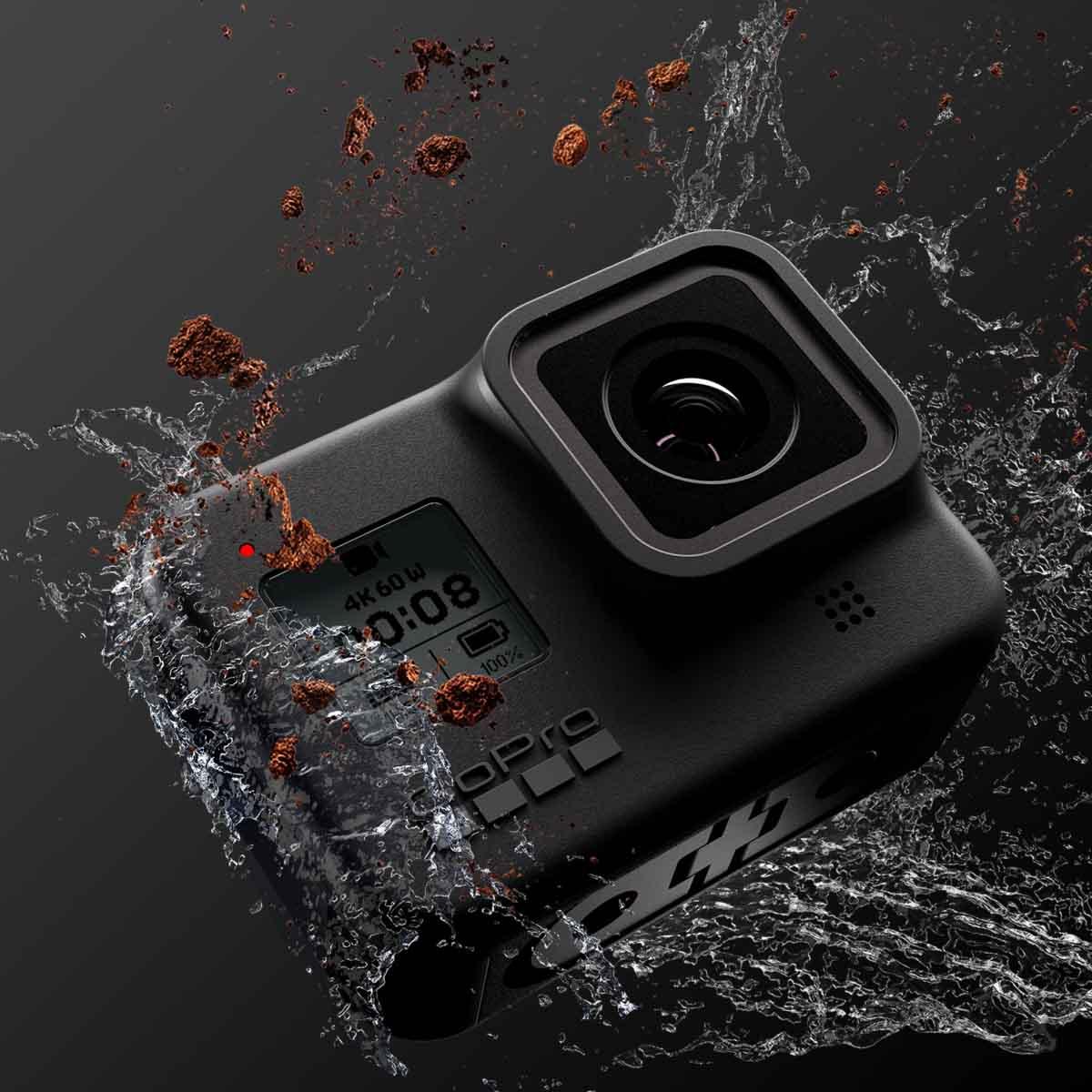 GoPro HERO 8 Black обзор экшн-камеры