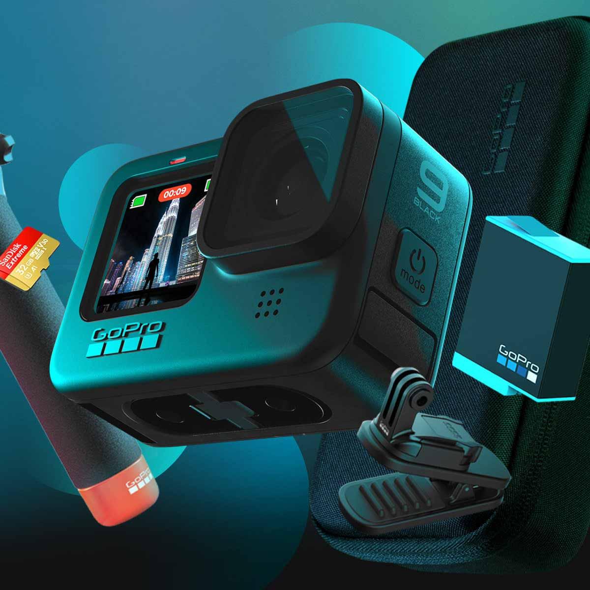 GoPro HERO 9 Black обзор экшн-камеры