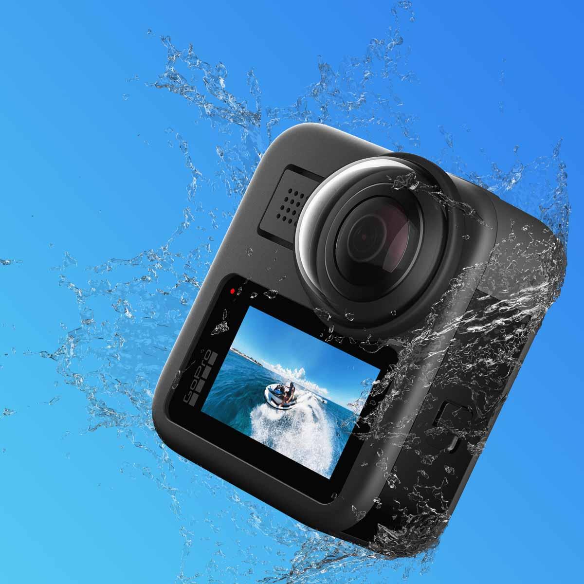 GoPro Max обзор экшн камеры