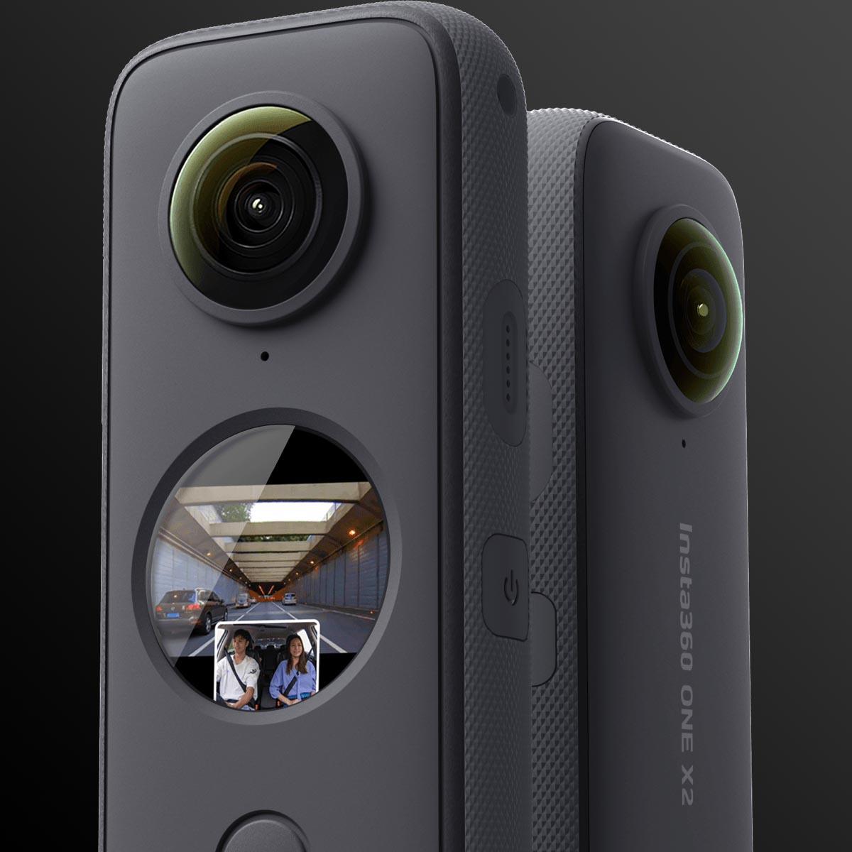 Insta360 One X2 обзор экшн камеры