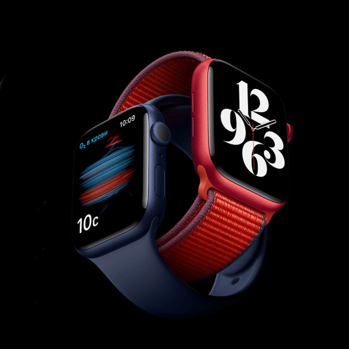 ТОП-3 Лучшие Apple Watch 2021 года 6 SE или 3