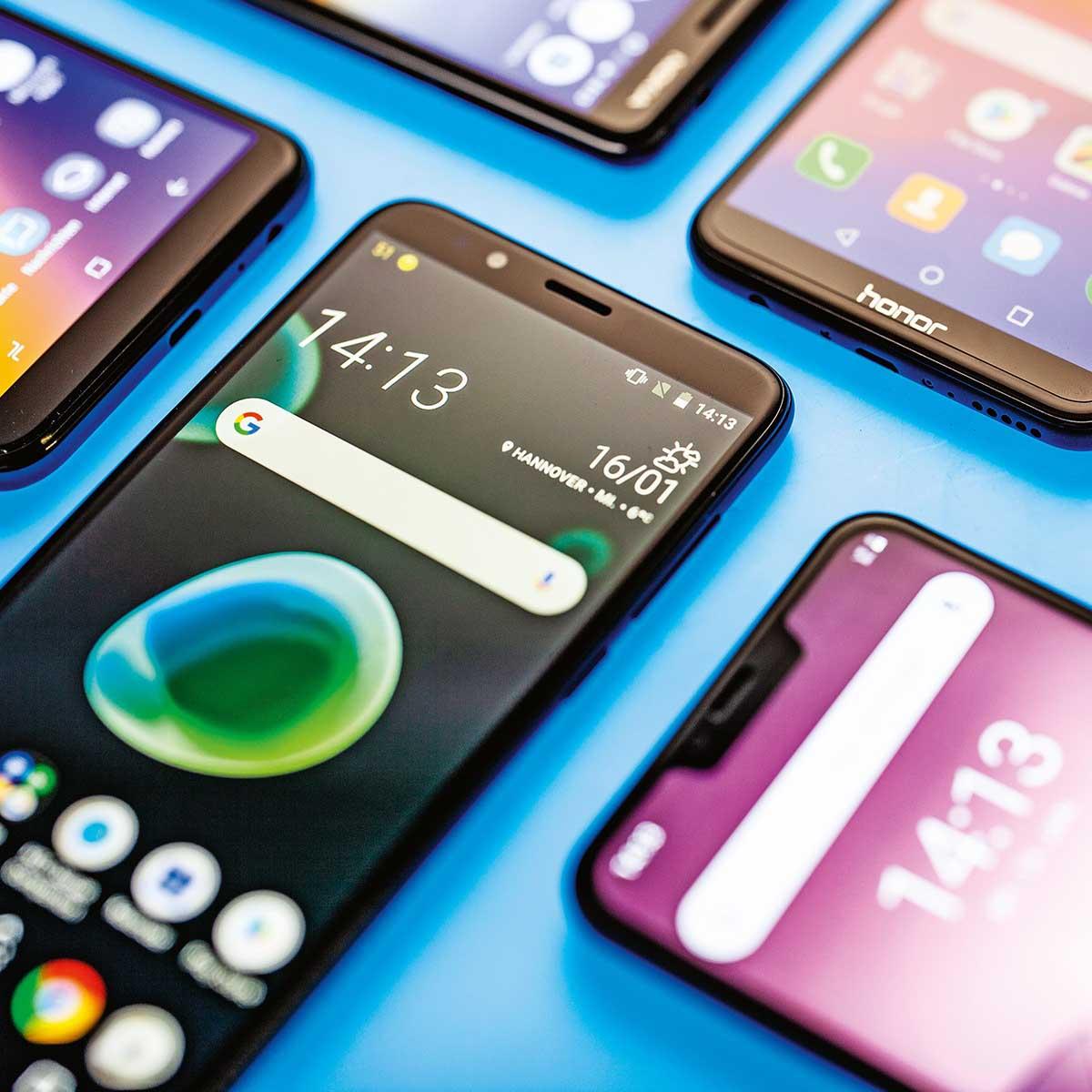 ТОП Лучшие смартфоны