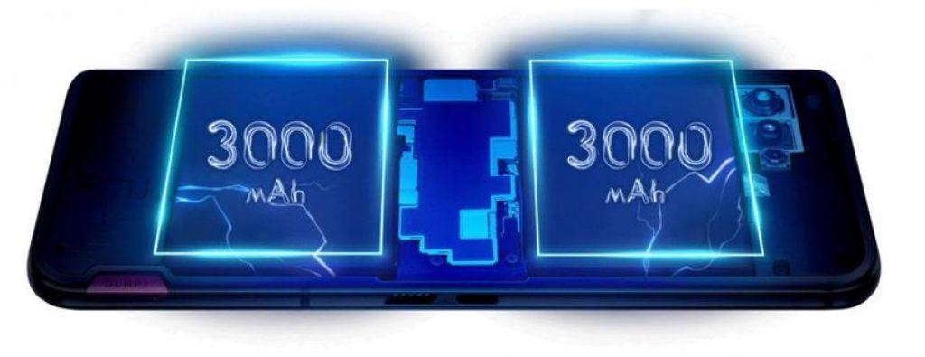 Asus ROG Phone 5 батарея