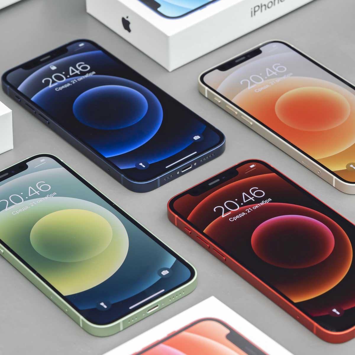 ТОП рейтинг Лучшие смартфоны iPhone
