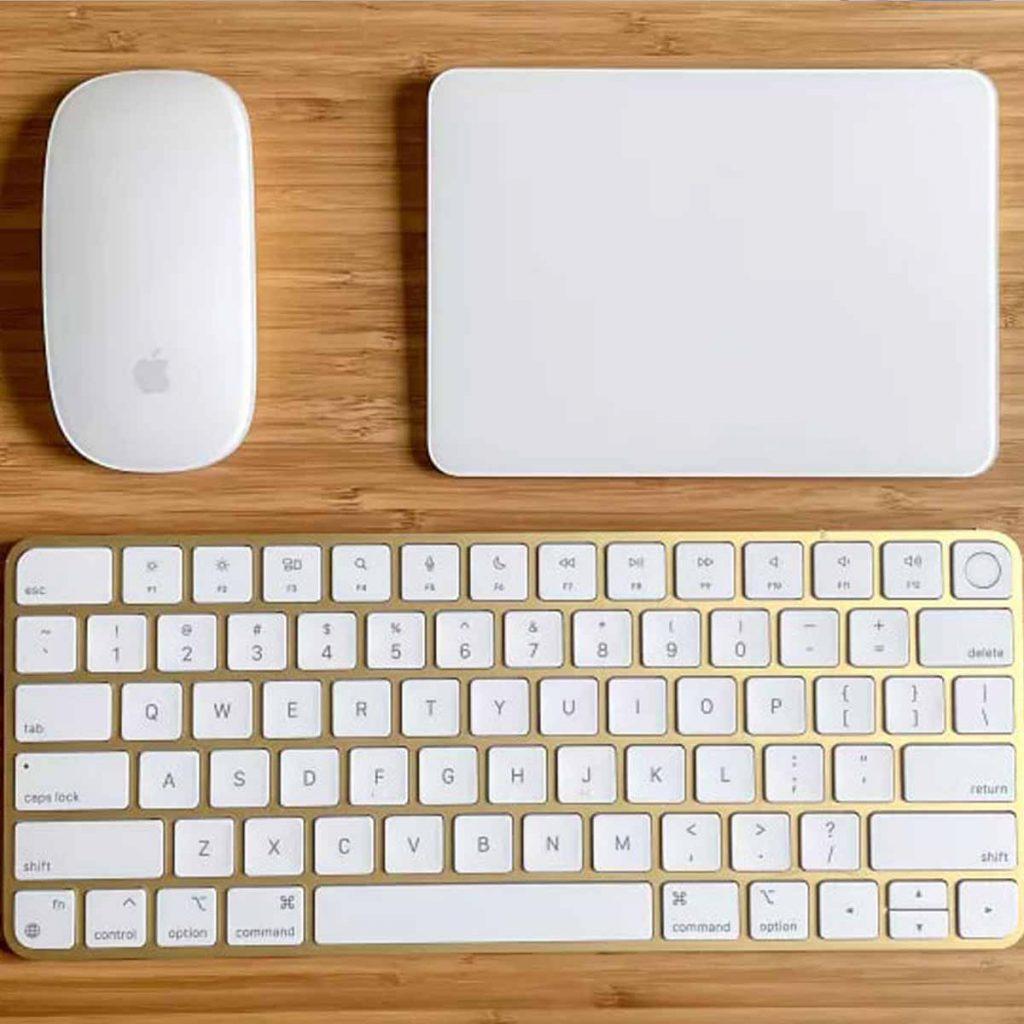 Apple iMac 2021 (24 дюйма) обзор моноблока картинка 8