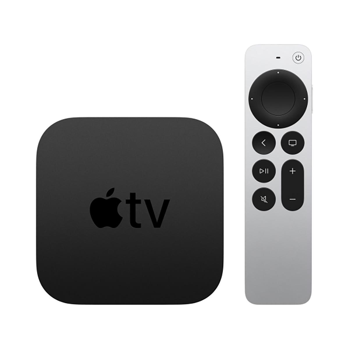 Apple TV 4K 2021 обзор ТВ приставки