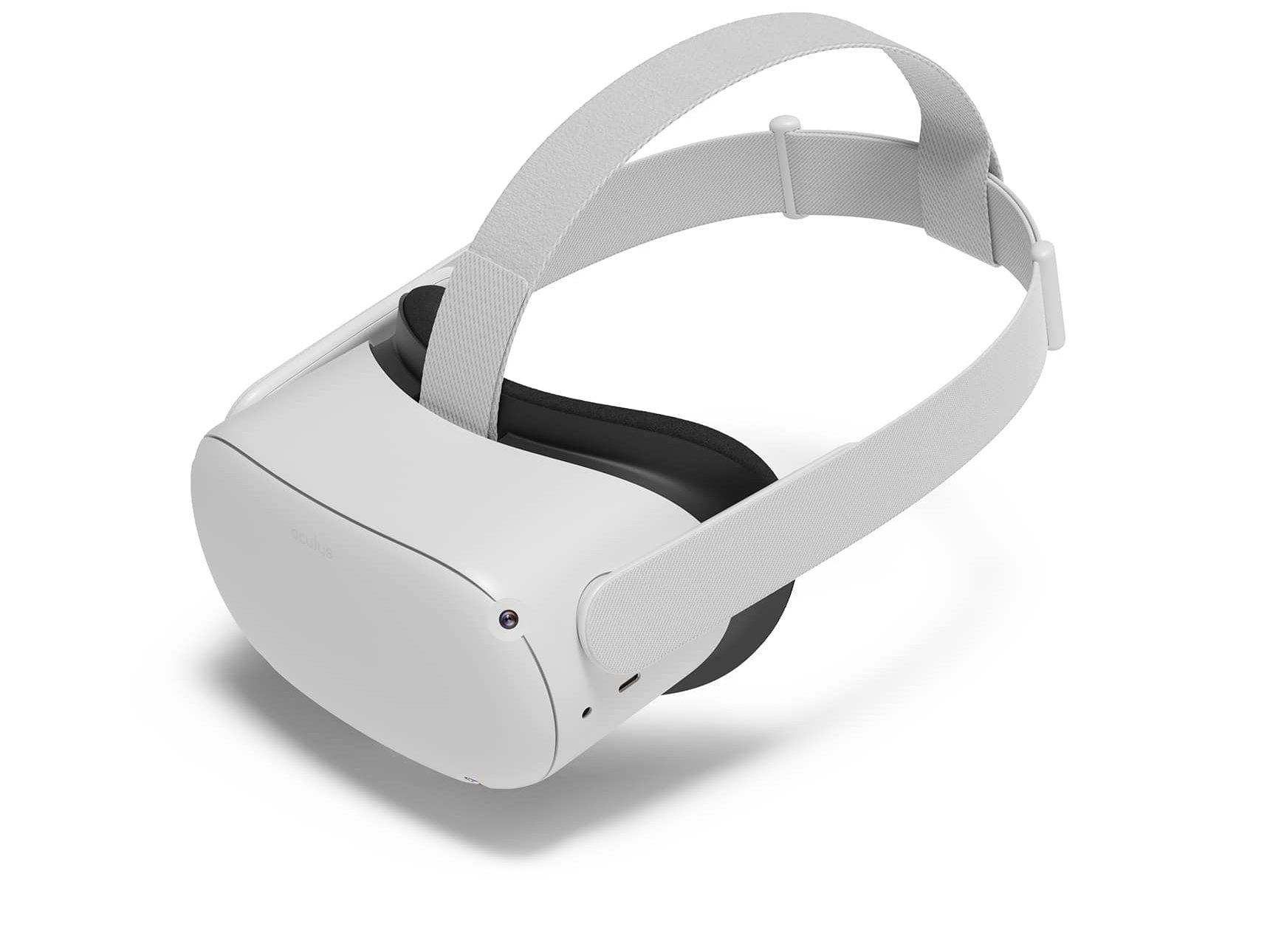 Oculus Quest 2 дизайн и комфорт