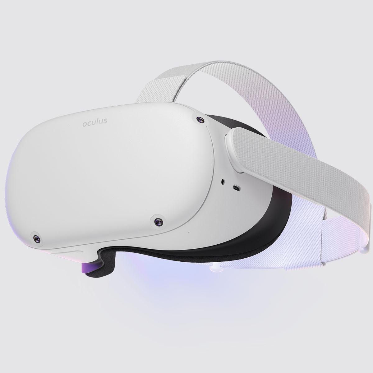 Oculus Quest 2 обзор VR-гарнитуры