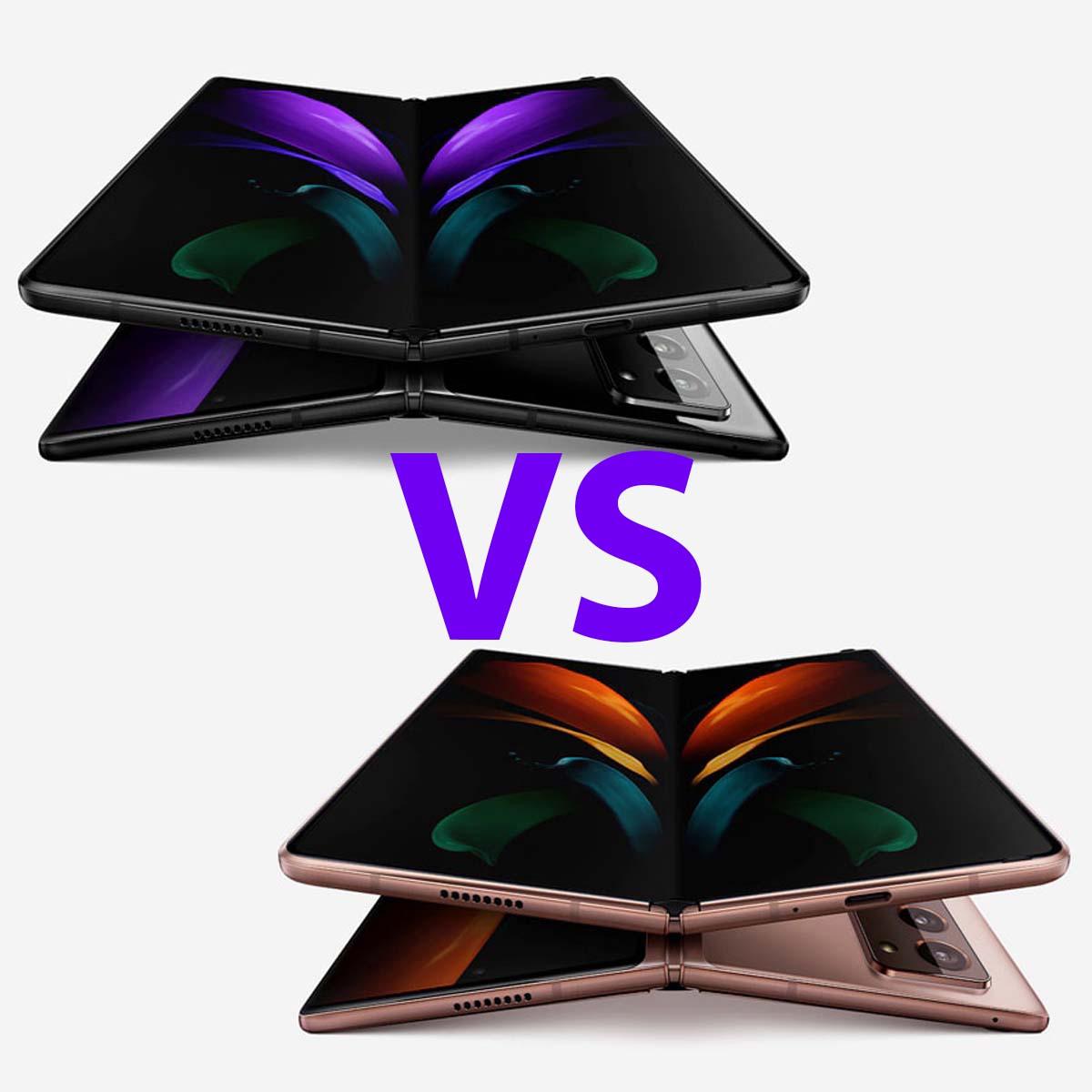 Samsung Galaxy Z Fold 3 vs Galaxy Z Fold 2 сравнение смартфонов