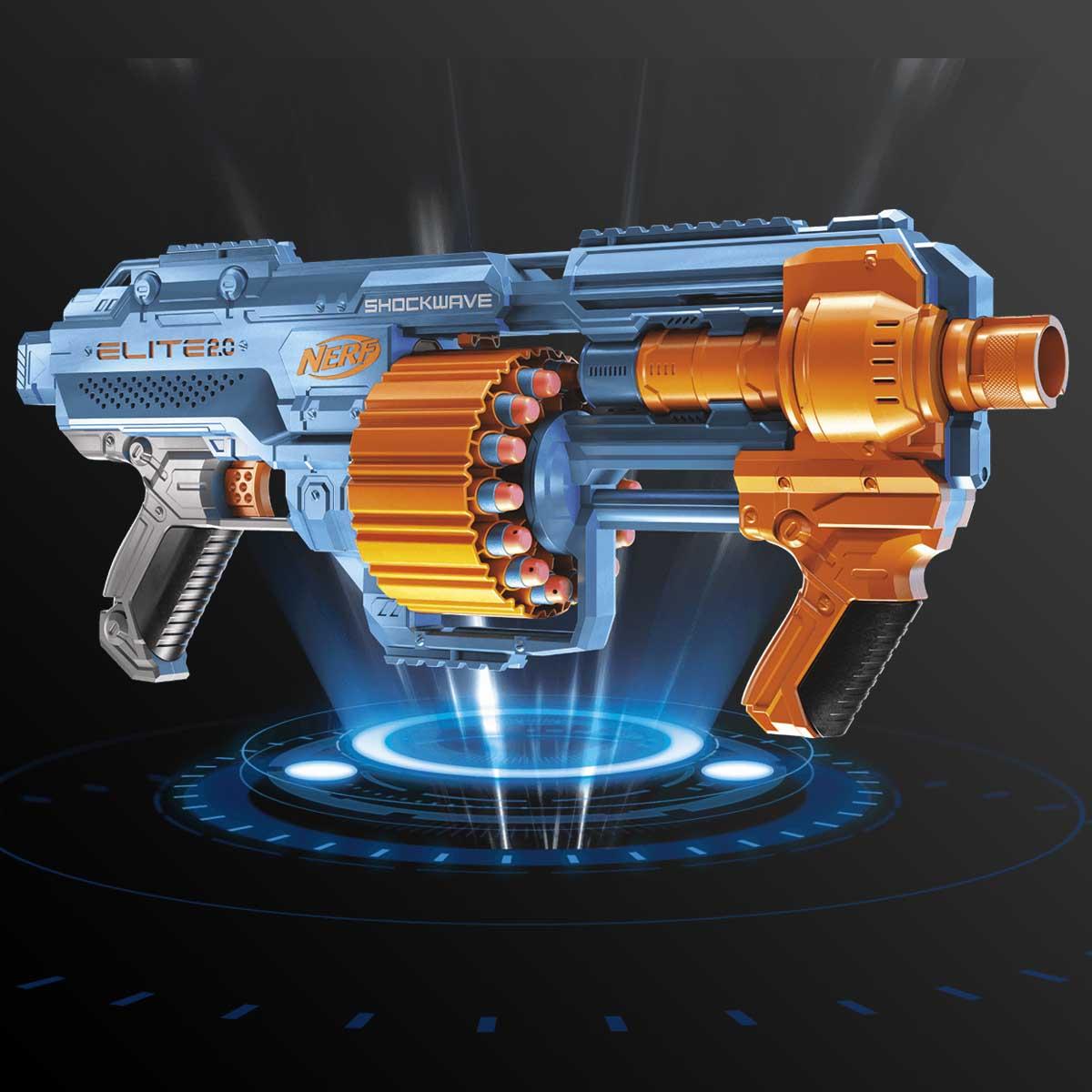 ТОП Лучшее игрушечное оружие Nerf