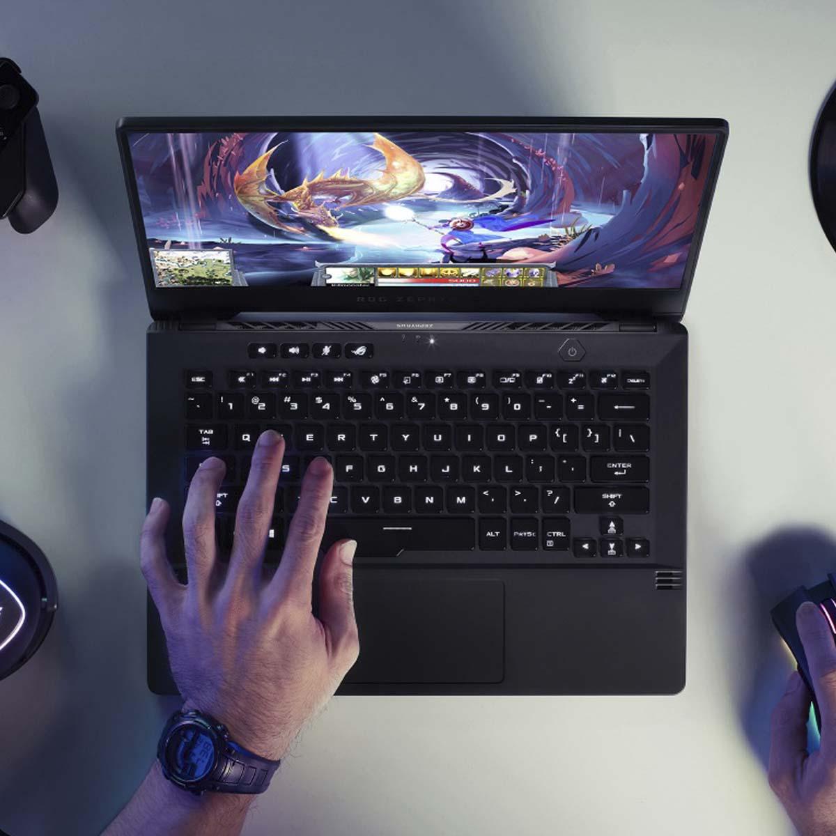 ТОП Лучшие игровые ноутбуки