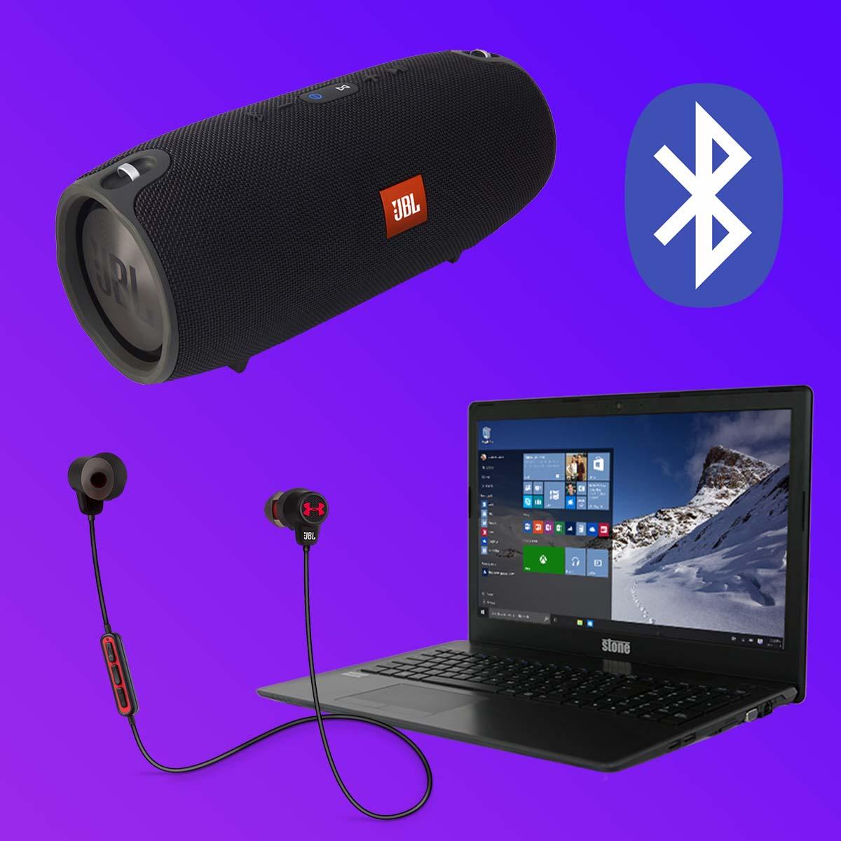 Как подключить Bluetooth динамик или наушники к ноутбуку Windows