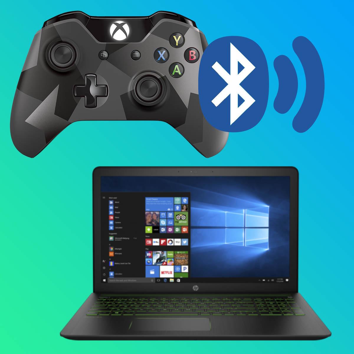 Как подключить геймпад Xbox к ПК по Bluetooth