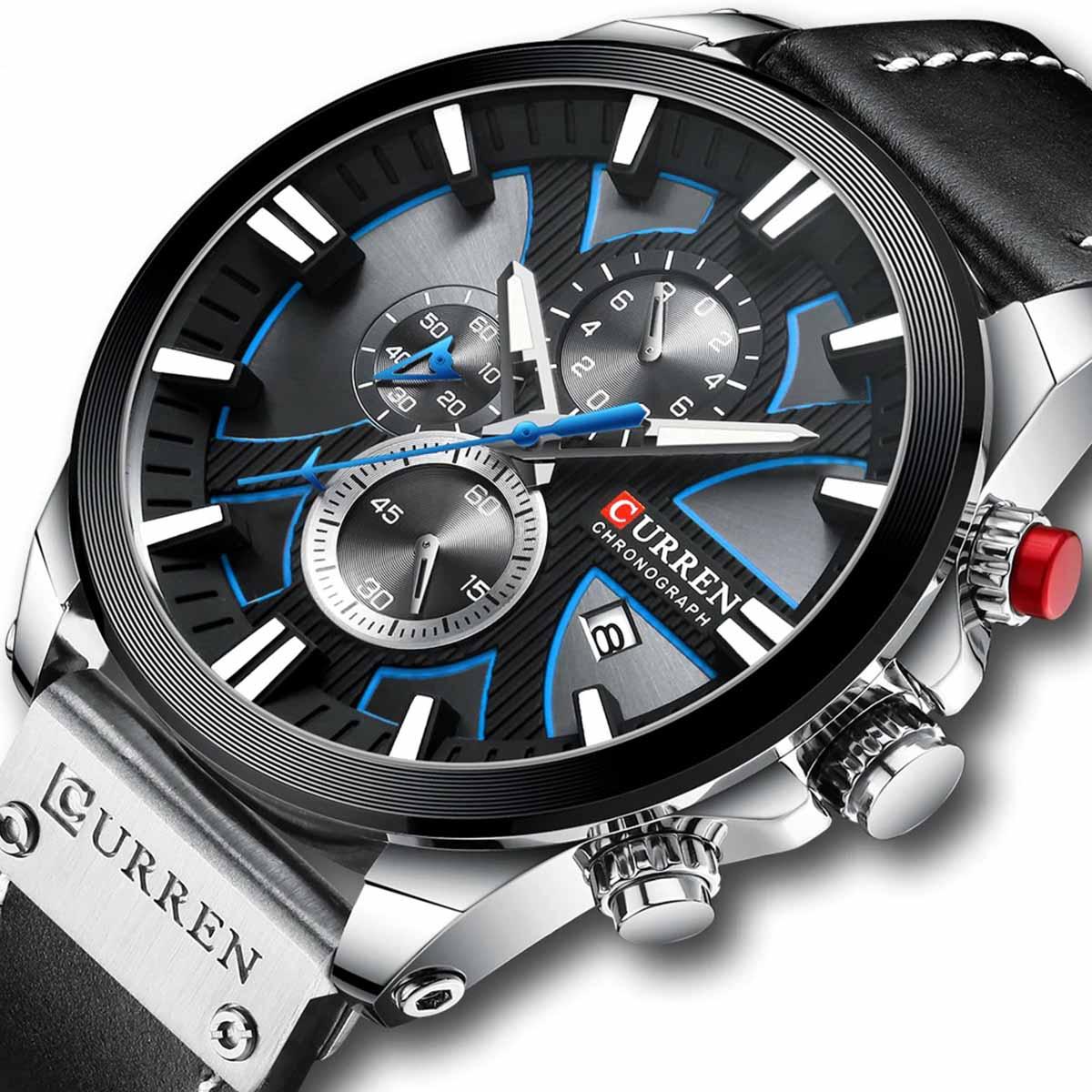 Лучшие мужские часы с АлиЭкспресс