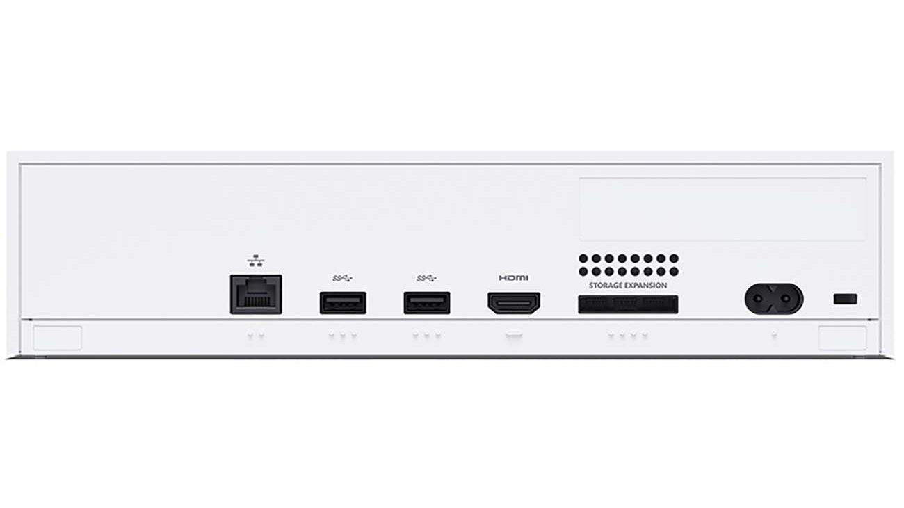 Microsoft Xbox Series S порты