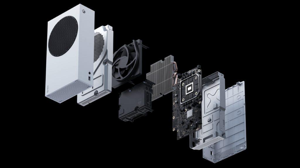 Microsoft Xbox Series S производительность