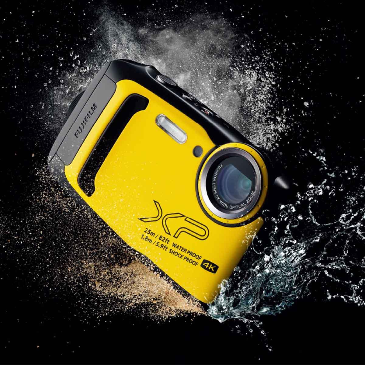 Рейтинг водонепроницаемых камер