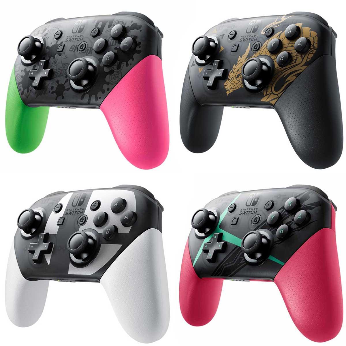 Лучшие контроллеры Nintendo Switch