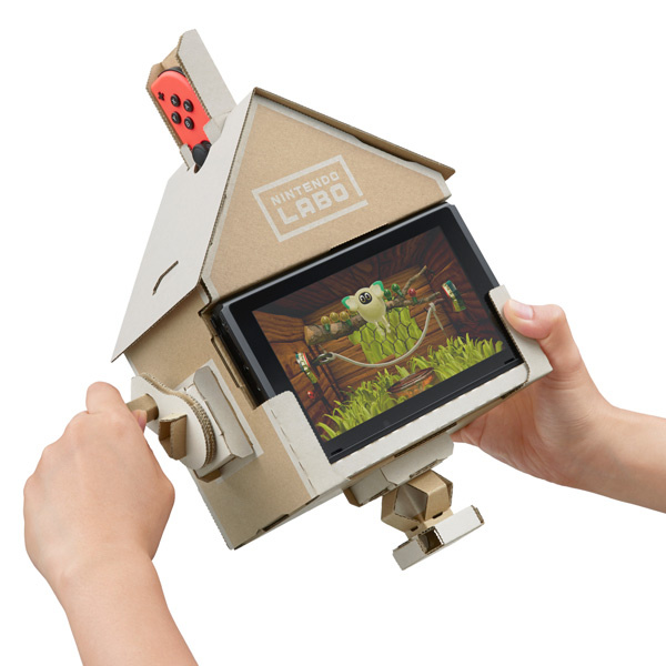 Nintendo Labo дом Toy-Con