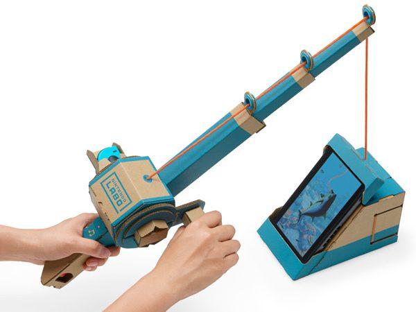 Nintendo Labo удочка Toy-Con