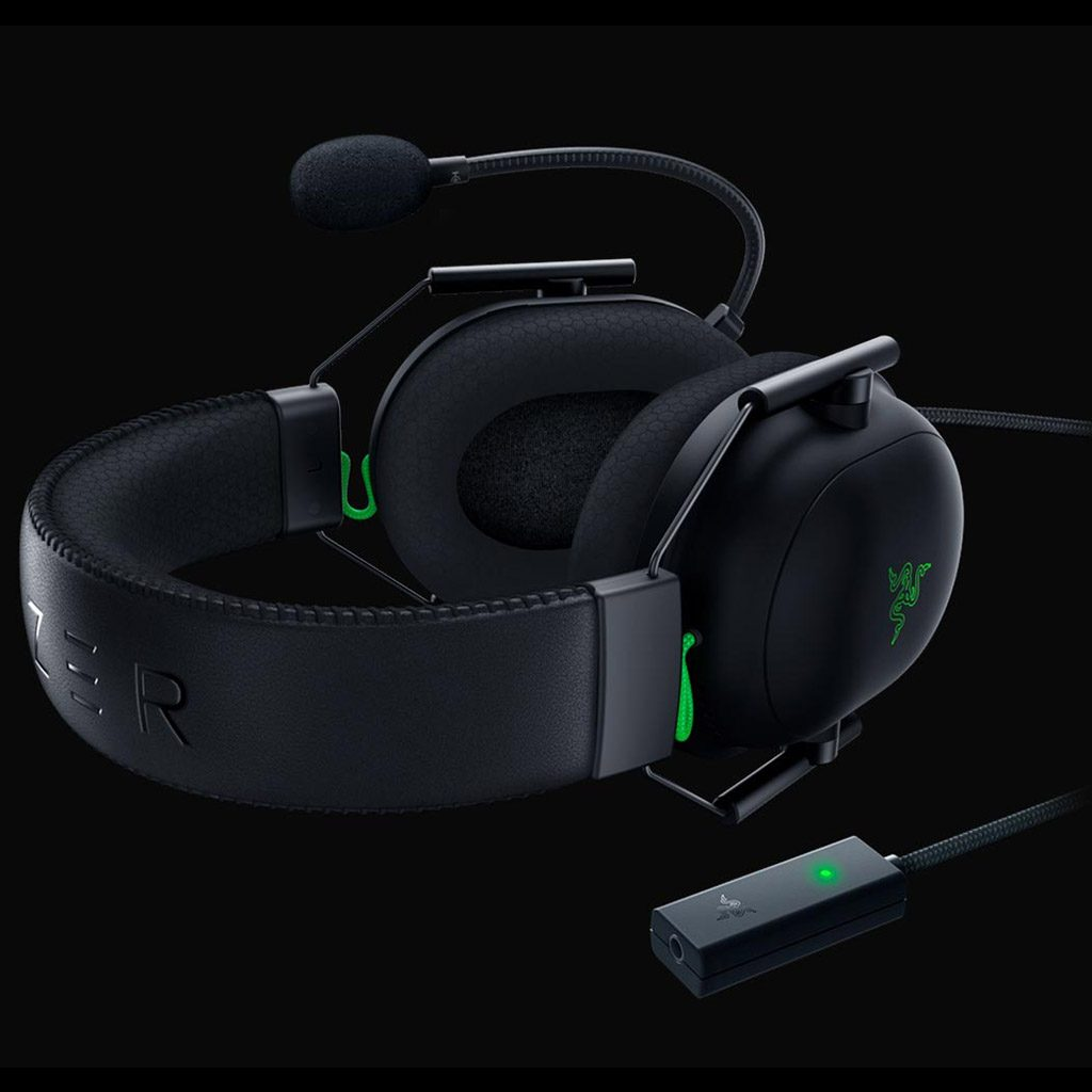 Razer Blackshark V2 комфорт