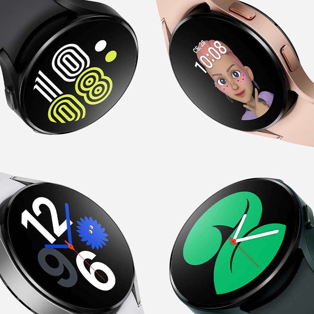Samsung Galaxy Watch 4: обзор умных часов