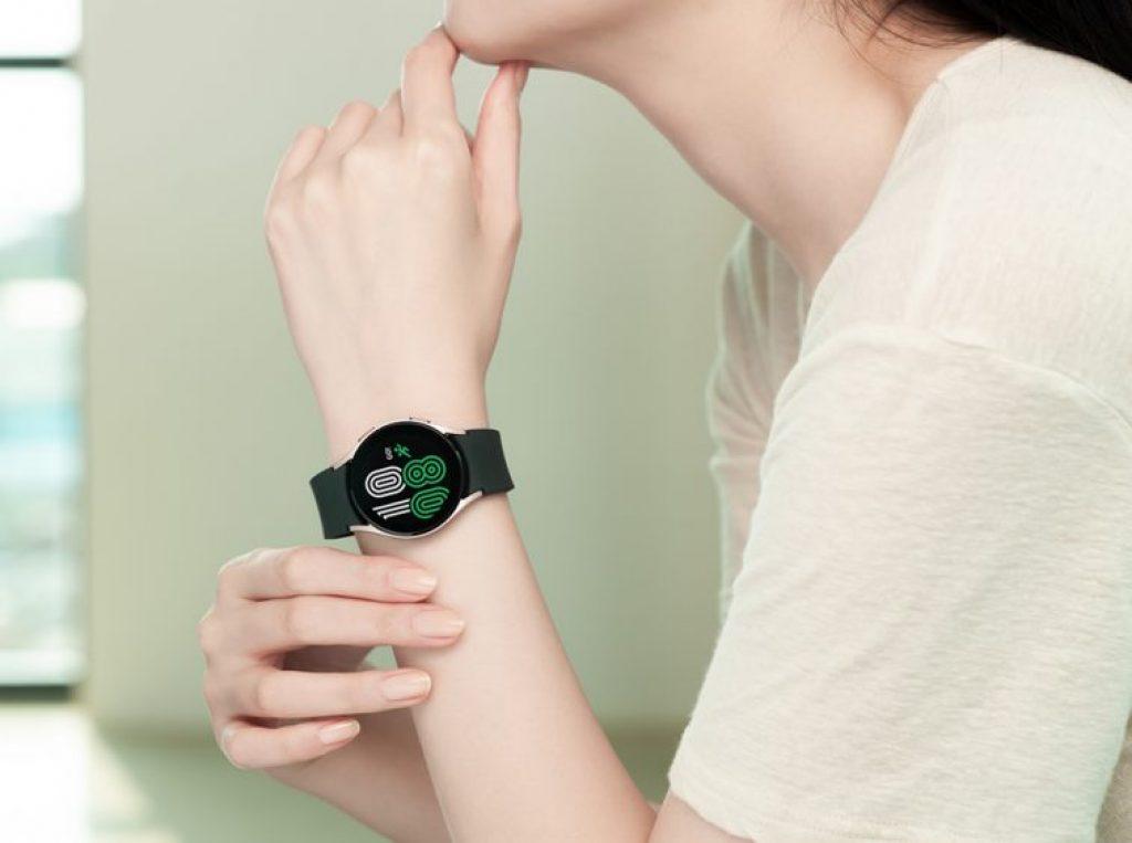 Samsung Galaxy Watch 4 отслеживание