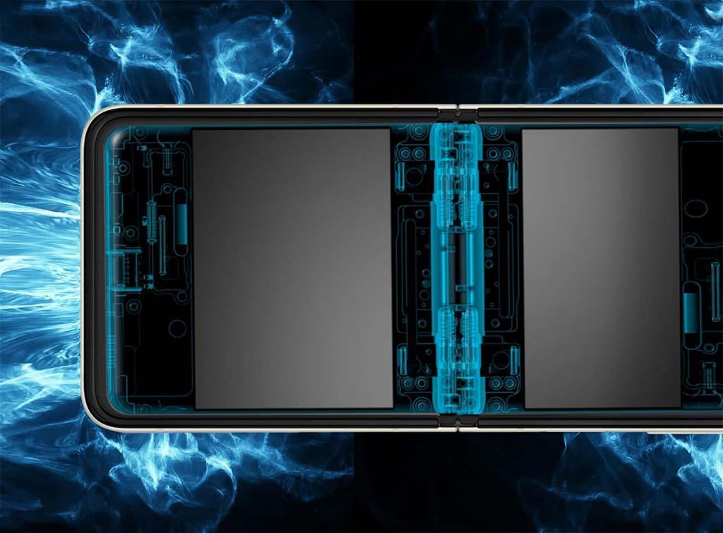 Samsung Galaxy Z Flip 3 аккумулятор