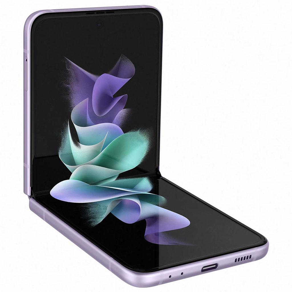 Samsung Galaxy Z Flip 3 обзор складного смартфона