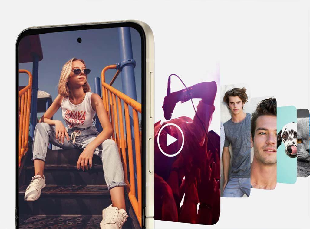 Samsung Galaxy Z Flip 3 производительность