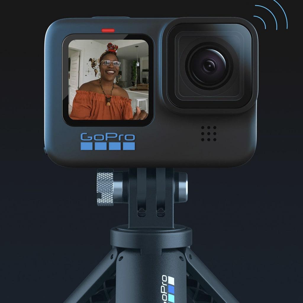 GoPro Hero10 Black обзор экшн-камеры