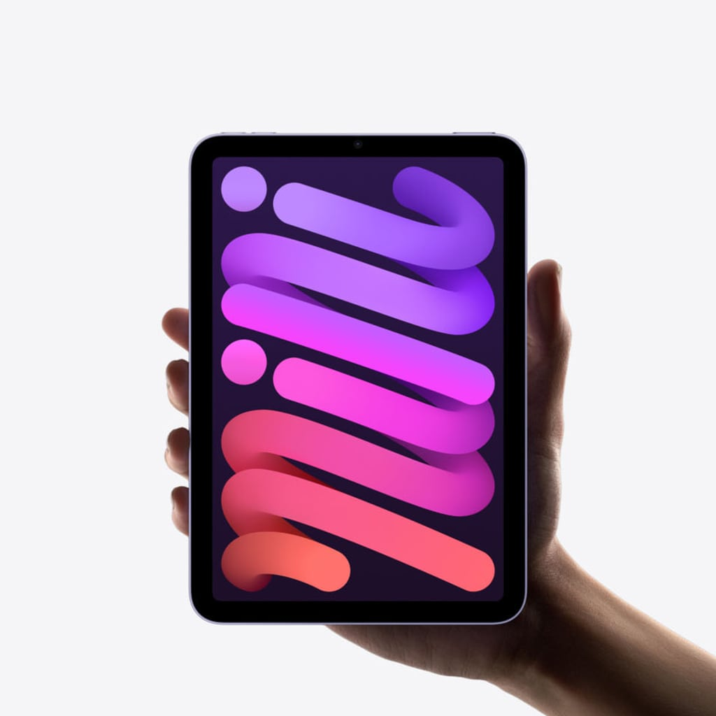 iPad mini 6 (2021) обзор портативного планшета Apple