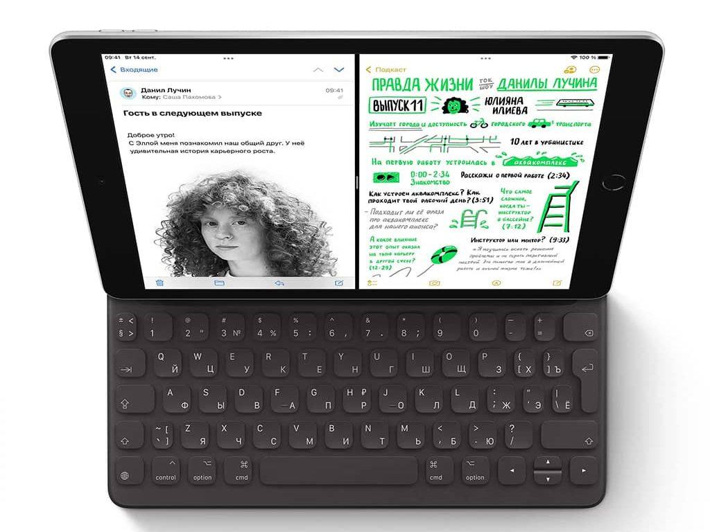 Изображение Apple iPad (2021) magic keyboard