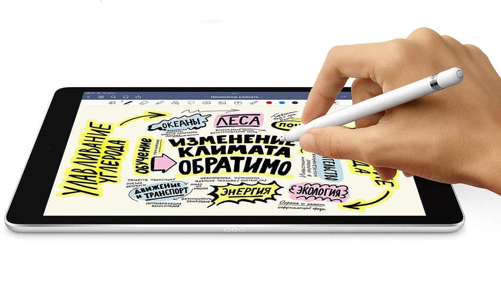 Изображение Apple iPad (2021) pencil