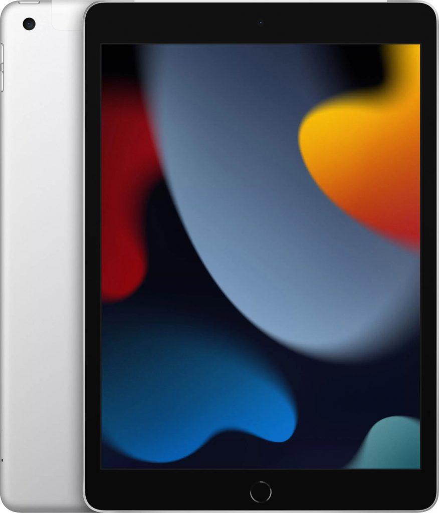 Изображение Apple iPad (2021) спереди