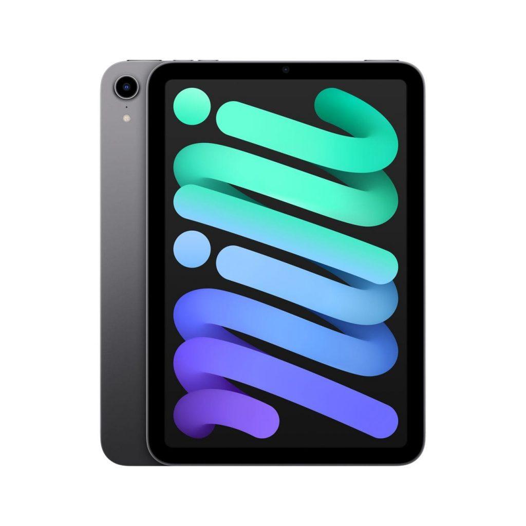 Изображение Apple iPad mini спереди и сзади