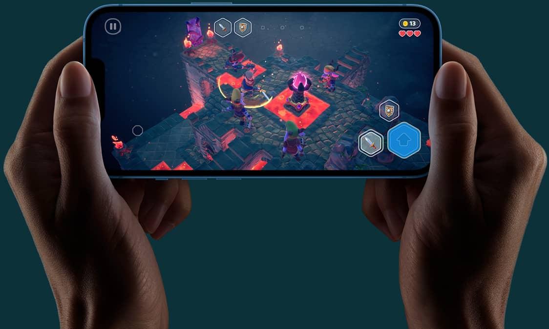 Изображение Apple iPhone 13 производительность