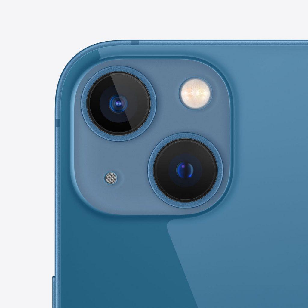 Изображение Apple iPhone 13 mini камеры